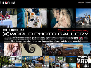 Part of Fujifilm X World Photo Gallery - 5th Anniversary!
