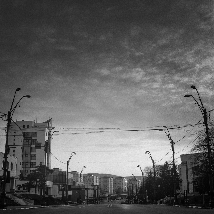 Empty Boulevard