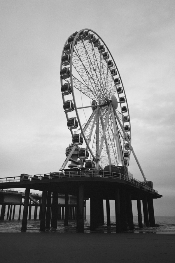 Spinning the Wheel
