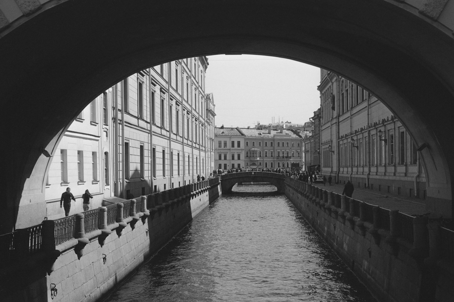 Sankt Petersburg Bridge