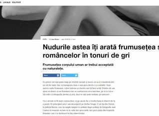 Interview in VICE Romania magazine