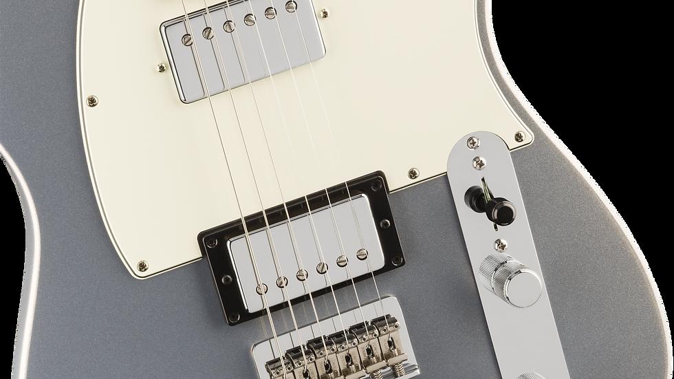 Fender Player Telecaster® HH, Pau Ferro Fingerboard, Silver