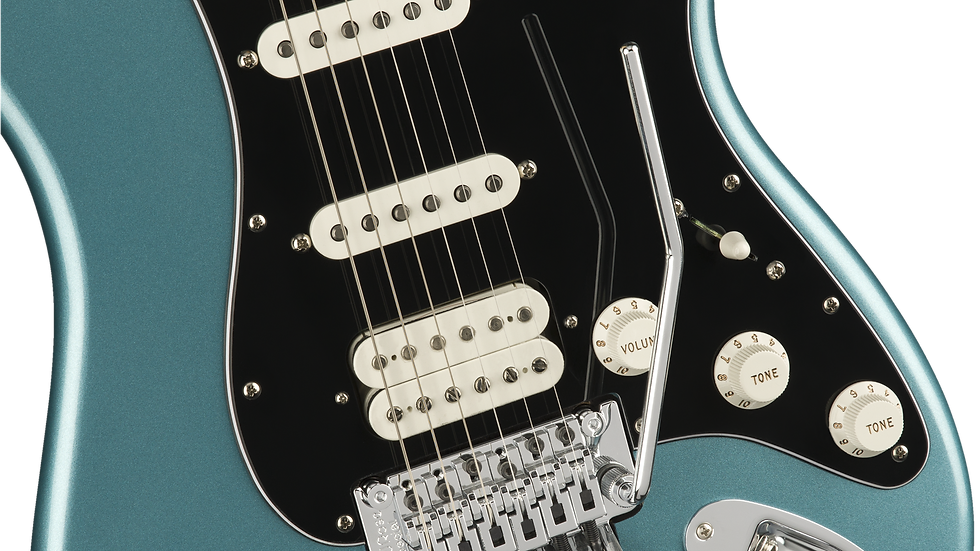 Fender Player Stratocaster® with Floyd Rose®, Maple Fingerboard, Tidepool