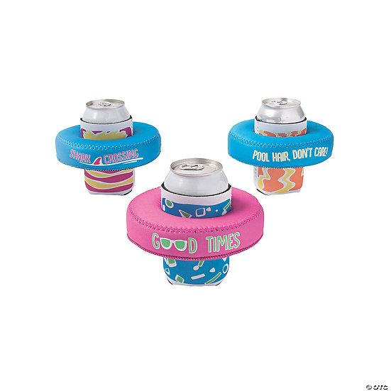 Premium Neoprene Fun Sayings Can Coolers & Floaties a product