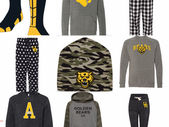 Spirit Wear Holiday Sale
