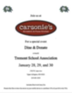 Dine & Donate Carsonie's.jpg