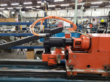 VB200 with Upgraded Rexroth Motors