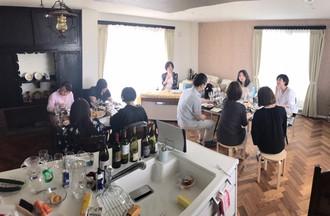 ワイン勉強会