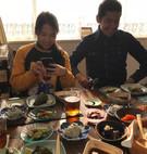 英語 日本料理教室