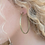 Thumbnail: Brass Hammered Hoops