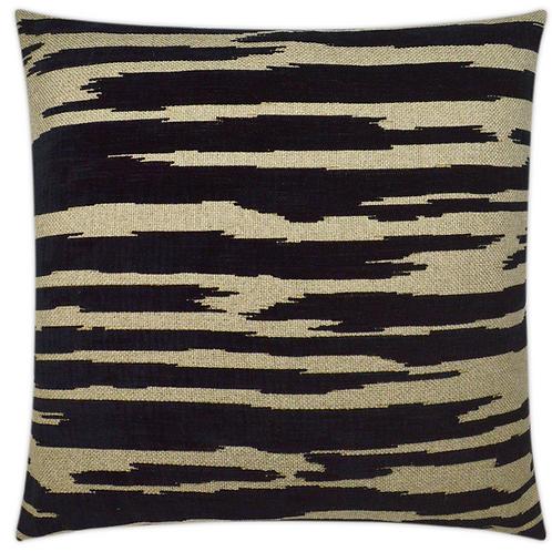 Sienna Black Pillow