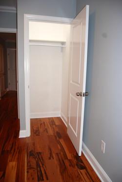 2139 Tasker - Bedroom Closet