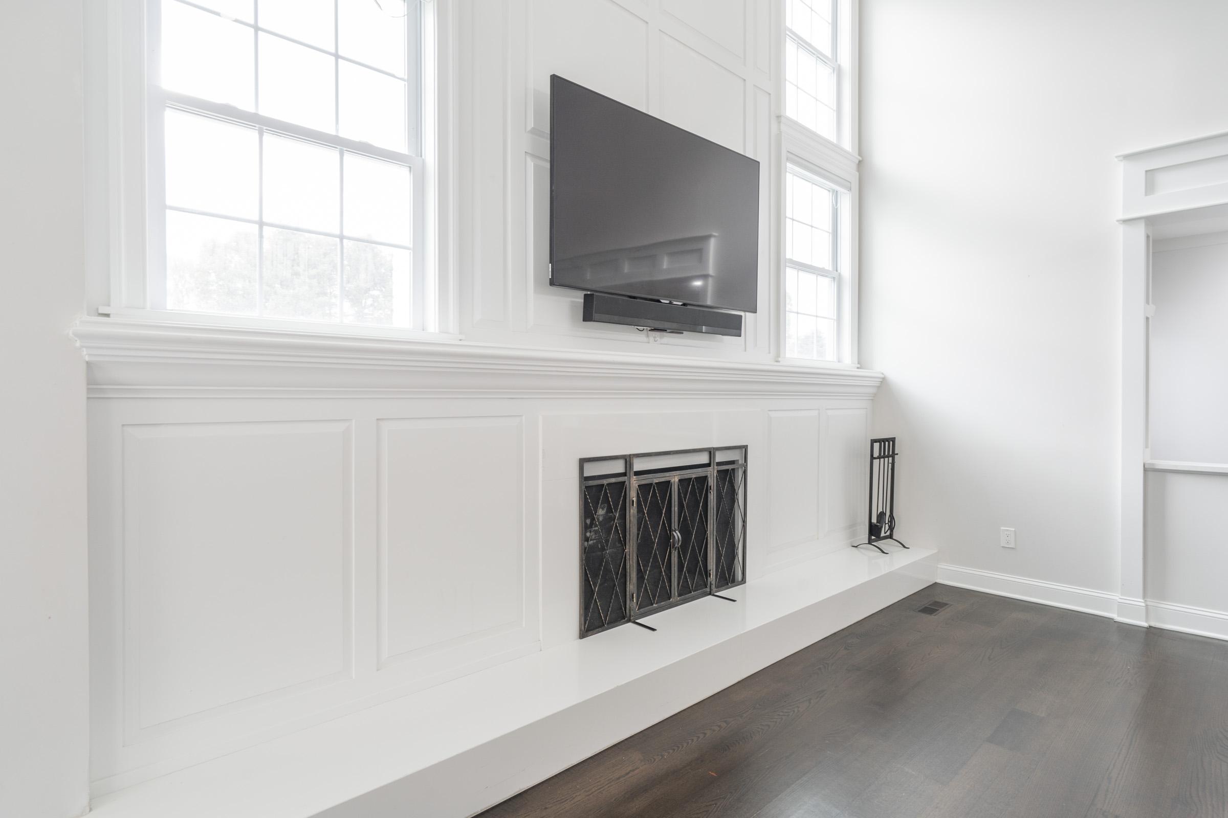 Fireplace - Quartz