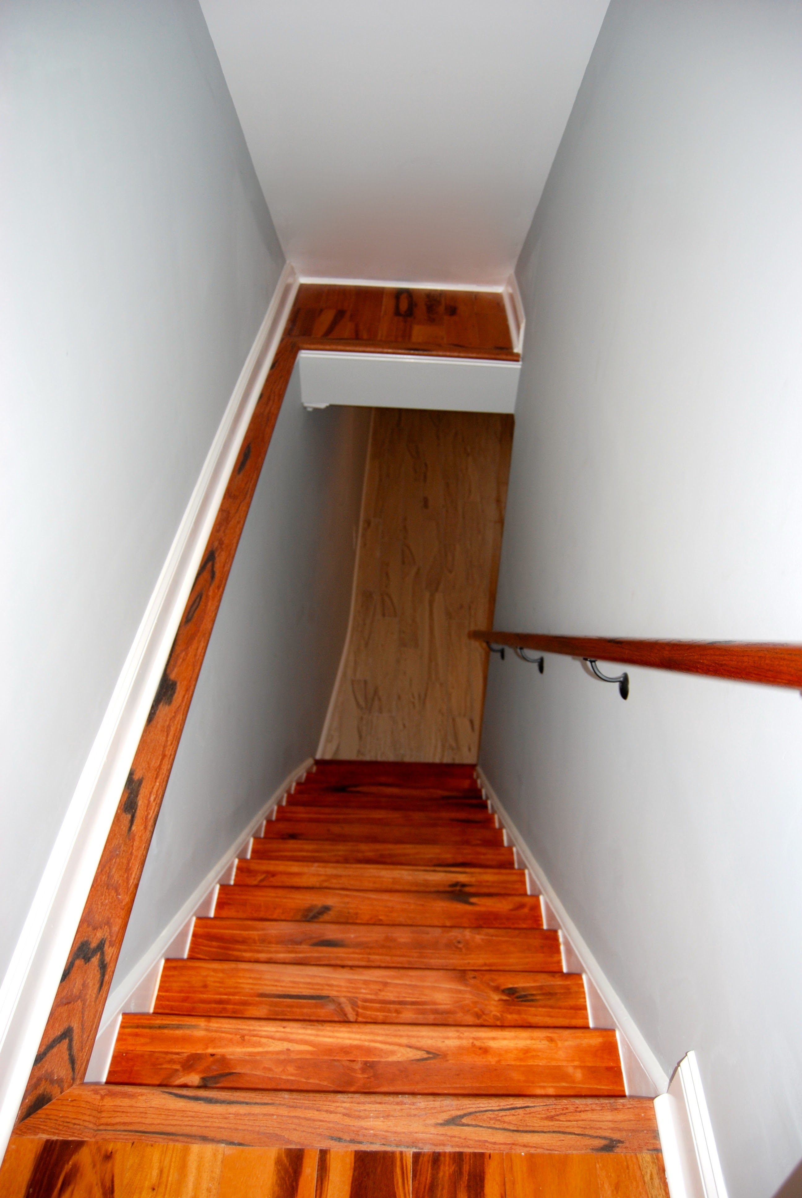 2139 Tasker - Basement Stairs