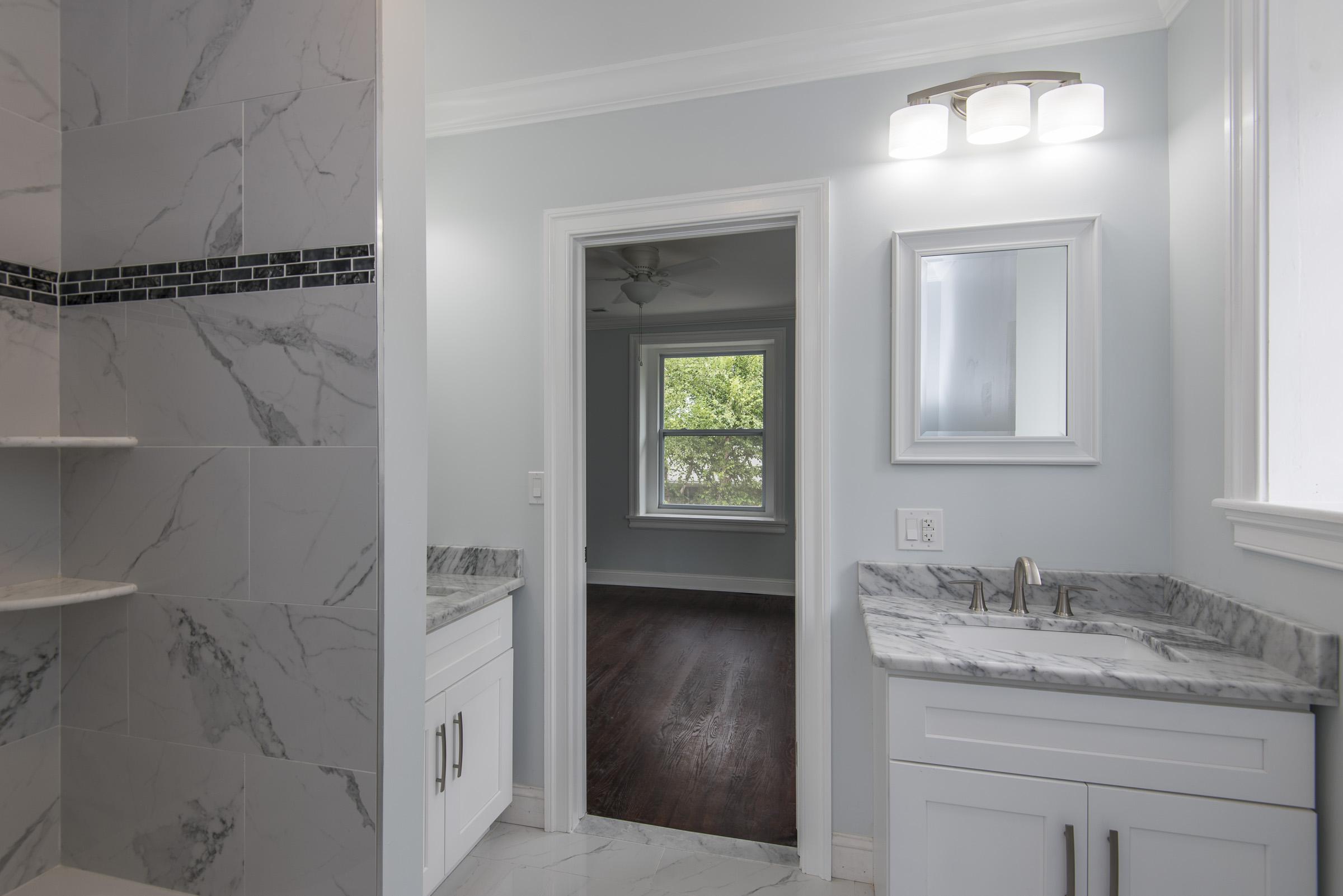Jack & Jill Bathroom (After)