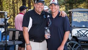 Scott Dunlap Long Drive Champion
