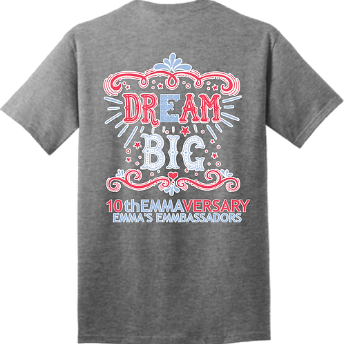 Premium Dream Big Tee Shirt