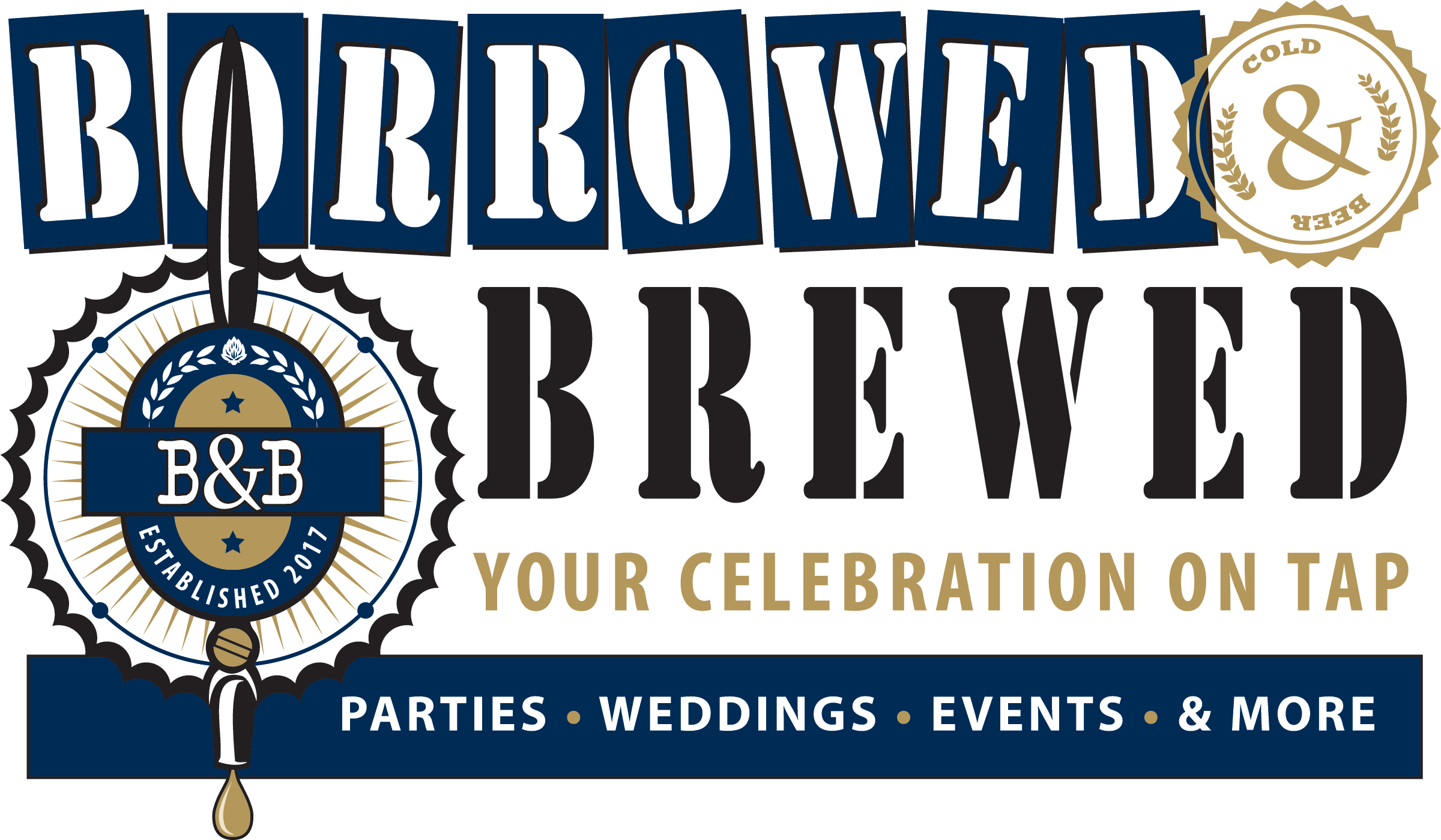 THE BORROWED AND BREWED LOGO FINAL