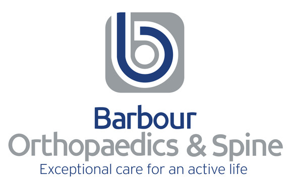 Barbour Ortho and Spine logo withTAGLINE