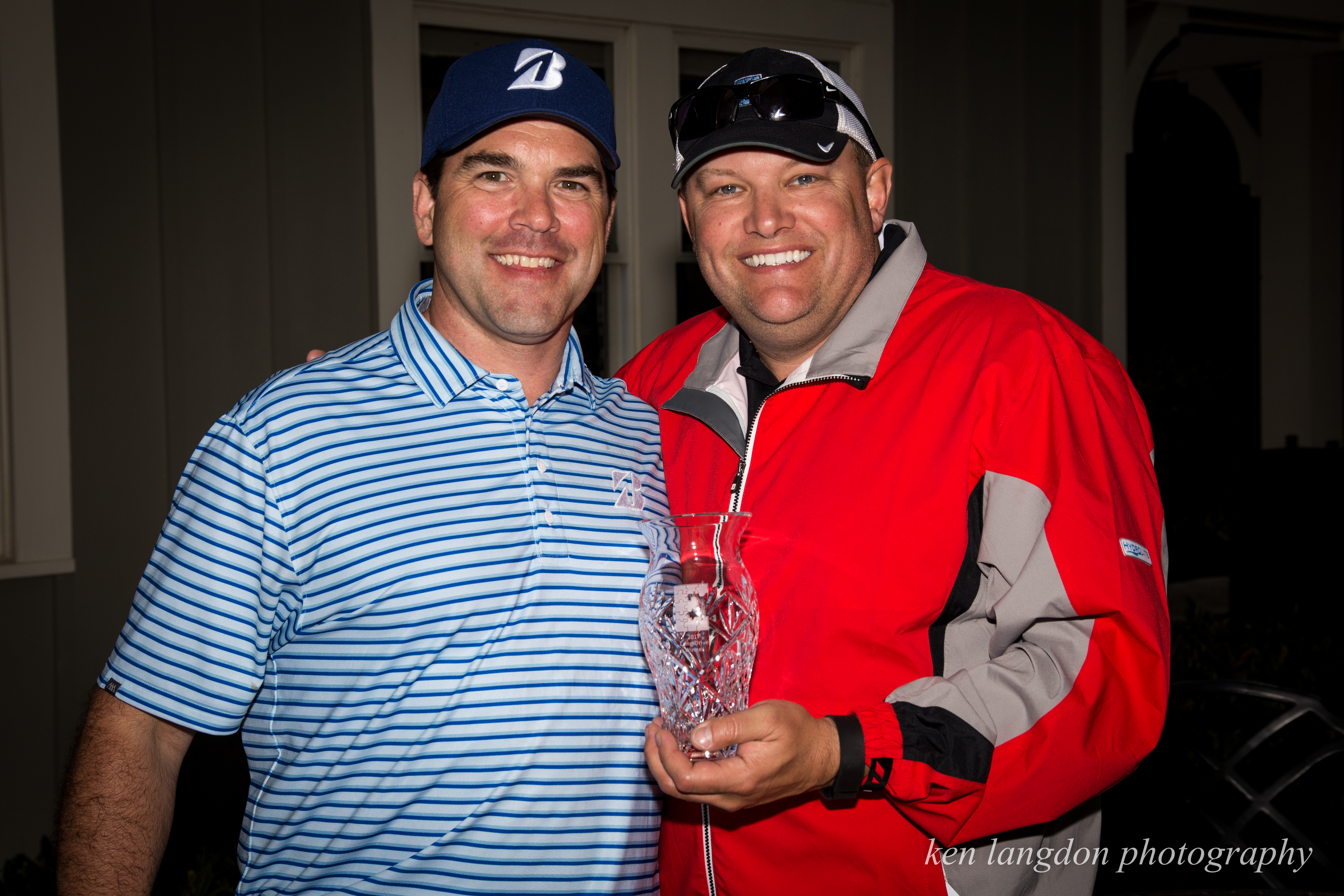 Scott Dunlap Long Drive Champion