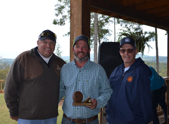 KAMS Auto Service Center Top Shooter - Christian Crawford with a score of 97/100