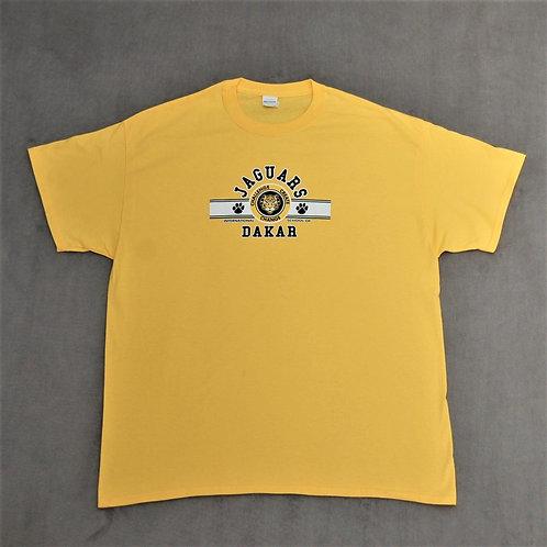 Challenge-Create-Change T-shirt, yellow