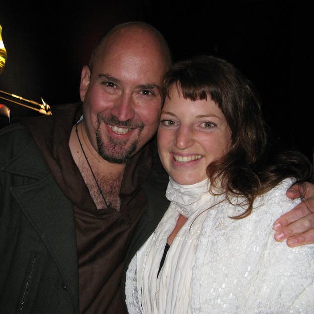 With James Twyman