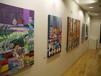 Displace - solo exhibition