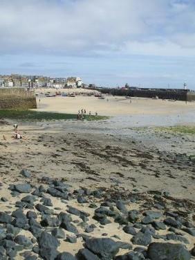 St Ives - coastline 1