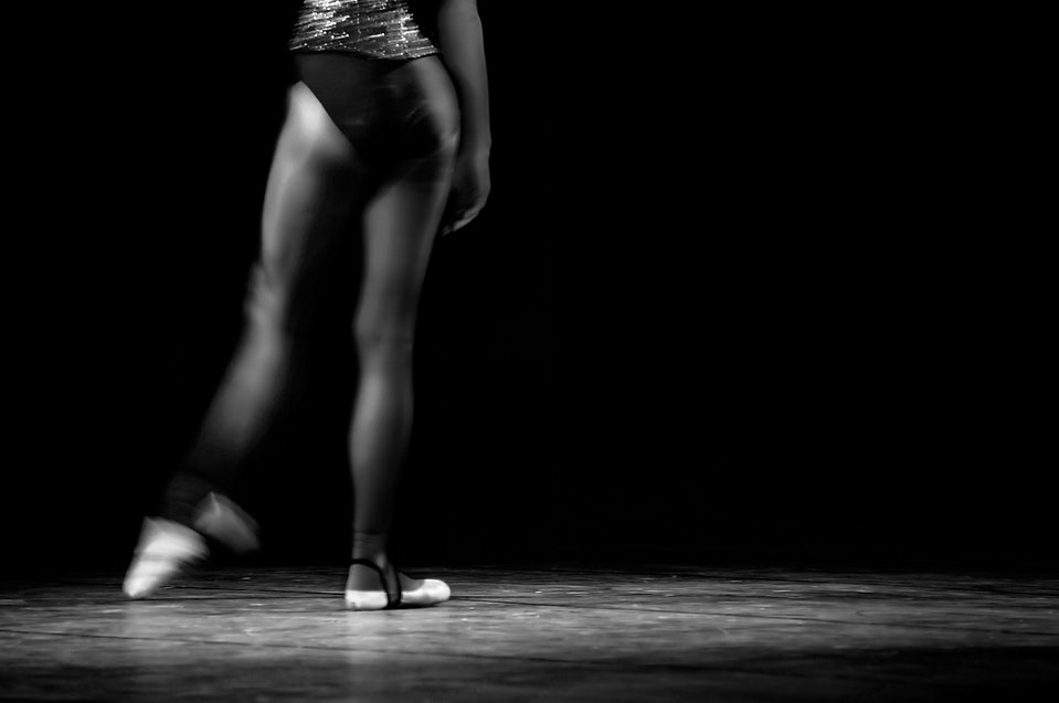 Bailarina de ballet