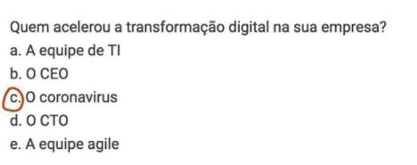 Transformação Digital no Ensino