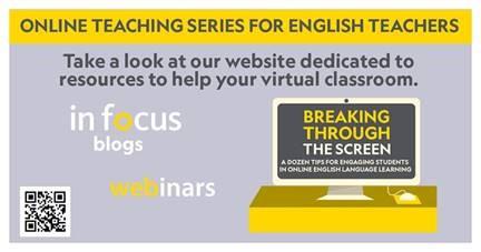 A National Geographic Learning está comprometida em dar vida ao aprendizado - pessoalmente e online