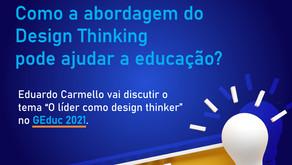 Como a abordagem do Design Thinking pode ajudar a educação?