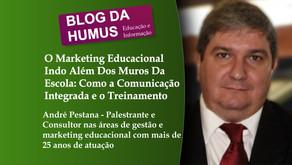 O Marketing Educacional Indo Além Dos Muros Da Escola: Como A Comunicação Integrada E O Treinamento