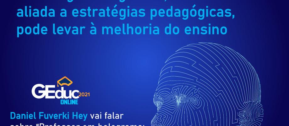 Tecnologia holográfica, aliada a estratégias pedagógicas, pode levar à melhoria do ensino