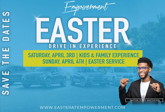 Easter Experience 2021