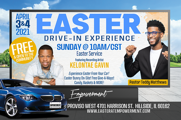 TM - Kelontae Easter at Empowerment 2021