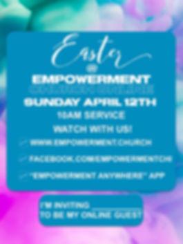 EMPOWERMENT EASTER 2020 INVITE.jpeg