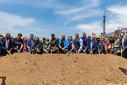 Ground-breaking-ceremony-at-Bronx-Point-