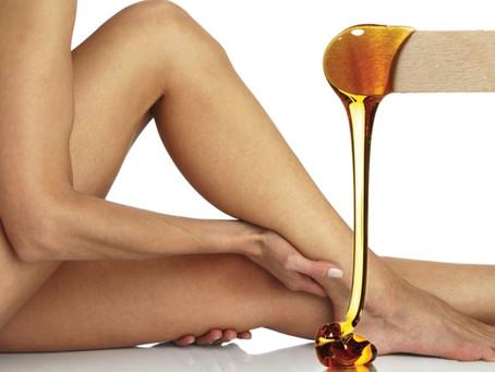 Beneficios de la depilación con cera