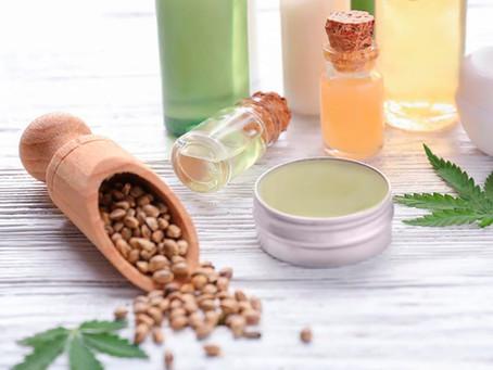 Beneficios del cannabis para la piel: Anti oleoso, Nutritivo e Hidratante, Antienvejecimiento