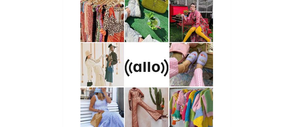 Start your social fashion empire with Allo Shop