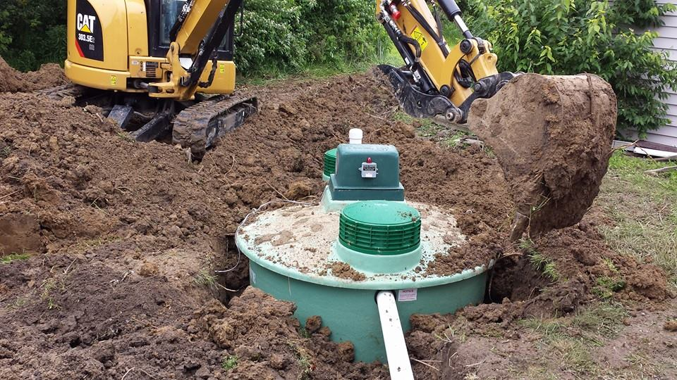 Septic Install 2