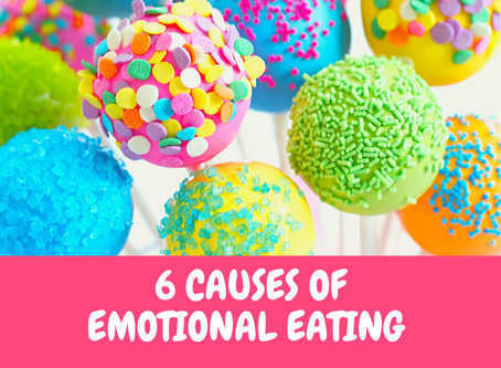 6 Reasons You Might Be An Emotional Eater. And How To Effectively Stop Running To Food For Comfort.