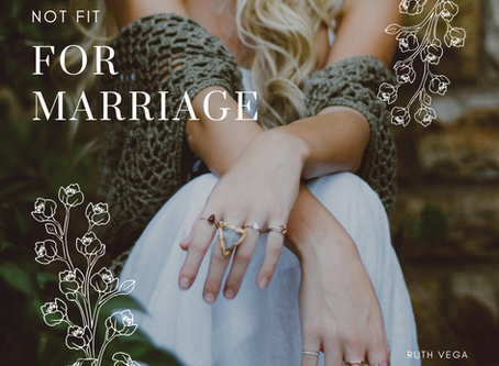 Not Fit For Marriage
