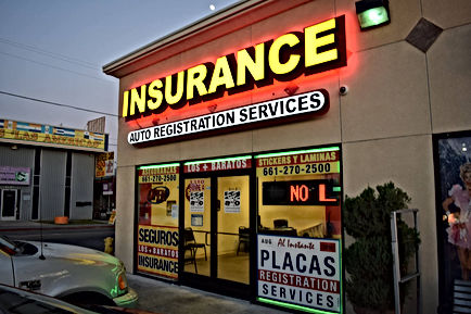Bakersfield DMV & Auto Insurance Super Center - The DMV Alternative In Bakersfield, CA 93305