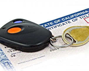Vehicle Transfer - Change Of Ownership Auto Registration Plate Bakersfied Delano wasco earlimart perris
