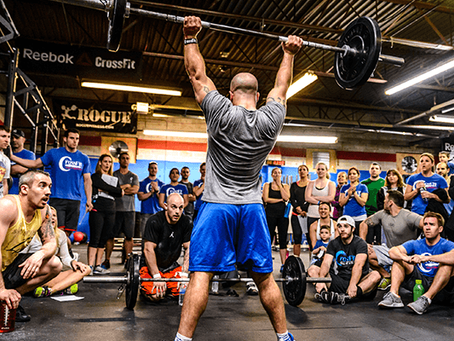 Team NEOFIT discuss athlete preparation for The CrossFit Open 2021