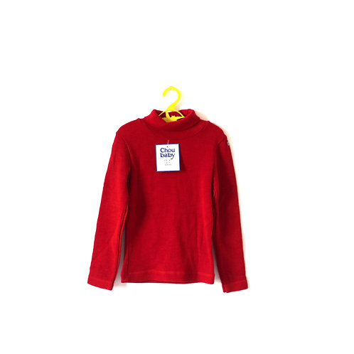 Vintage French 1960's Polo Neck 5-6 Years