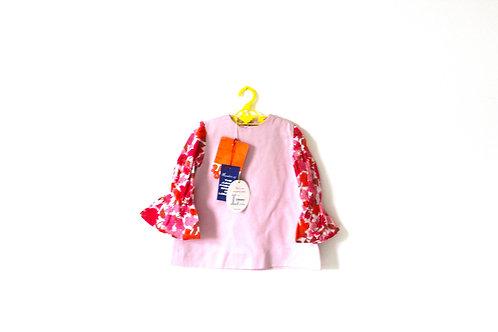 Vintage 1960's Libertys Pink Dress 2-3 Years